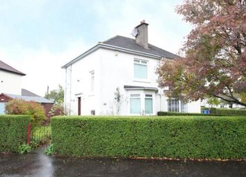 Thumbnail 2 bedroom semi-detached house for sale in Dyke Road, Knightswood, Glasgow