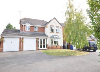 Thumbnail 4 bed detached house to rent in Moor Furlong, Stretton, Burton On Trent