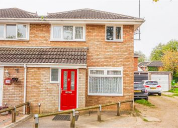 Thumbnail 3 bedroom end terrace house for sale in Annesley Road, Newport Pagnell