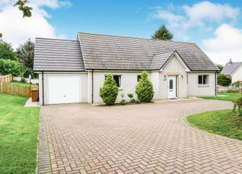 Thumbnail 4 bed detached house for sale in Station Road, Urquhart