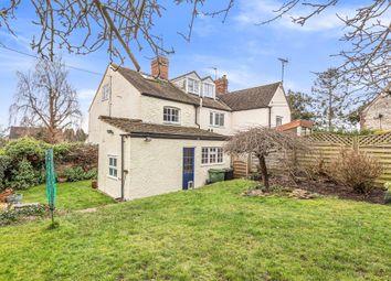 Thumbnail 2 bed end terrace house for sale in Hazells Lane, Shrivenham, Swindon