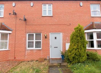 Thumbnail 2 bed terraced house for sale in Danes Close, Grimsby