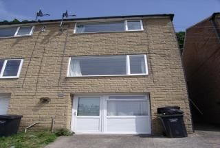 Thumbnail 1 bedroom property to rent in Keswick Close, Siddal, Halifax