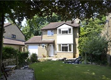 Thumbnail 4 bed detached house for sale in Wellow Mead, Peasedown St. John, Bath, Somerset