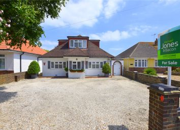 Thumbnail 4 bedroom detached house for sale in Grinstead Lane, Lancing, West Sussex