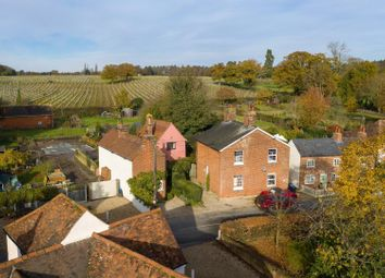 Thumbnail 2 bed semi-detached house for sale in Upper Street, Higham, Colchester