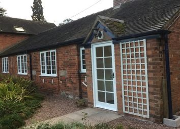 Thumbnail 2 bed cottage to rent in Tixall, Stafford