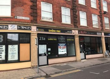 Thumbnail Retail premises to let in Cleveland Street, Doncaster, South Yorkshire