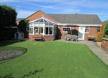 Thumbnail 3 bed detached bungalow for sale in High Road, Stanley Crook, Co Durham
