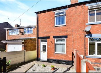 Thumbnail 3 bed end terrace house for sale in North Street, Pinxton, Nottingham