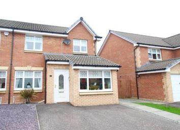 Thumbnail 3 bed semi-detached house for sale in Glen Shee Gardens, Carluke, South Lanarkshire