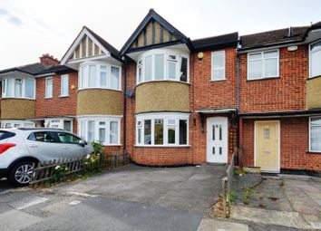 Thumbnail 3 bedroom terraced house to rent in Braintree Road, Ruislip