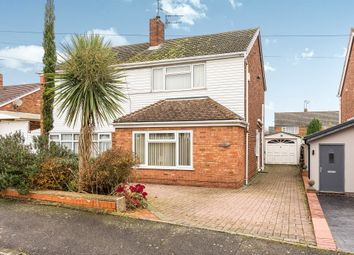 Thumbnail 2 bed semi-detached house for sale in Watts Close, Tipton