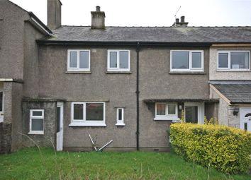Thumbnail 3 bedroom terraced house for sale in 86 Y Wern, Y Felinheli, Gwynedd