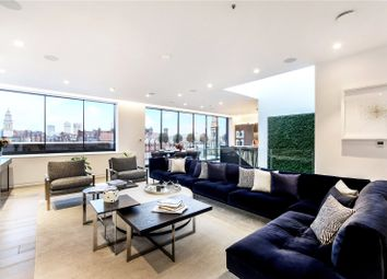 Thumbnail 3 bedroom flat for sale in Seymour Place, London