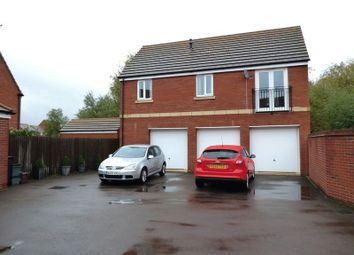 Thumbnail 1 bed flat for sale in Towpath Road, Hempsted, Gloucester