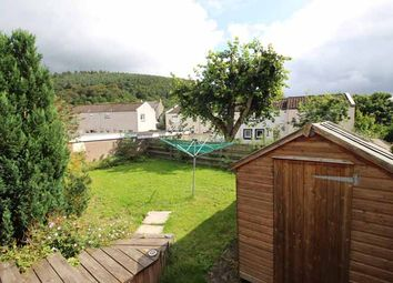Thumbnail 3 bed flat for sale in Damdale, Peebles