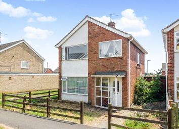 Thumbnail 3 bed detached house for sale in Ashridge Walk, Yaxley, Peterborough