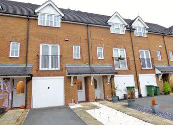 Thumbnail 3 bedroom town house for sale in Alfriston Close, Braeburn Park, Crayford, Kent