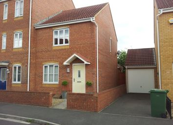 Thumbnail 2 bed terraced house to rent in Avill Crescent, Taunton