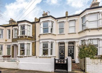 Thumbnail 4 bed terraced house for sale in Garfield Road, London