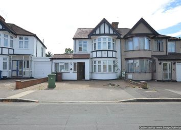 5 bed semi-detached house to rent in Kenton Park Crescent, Harrow HA3