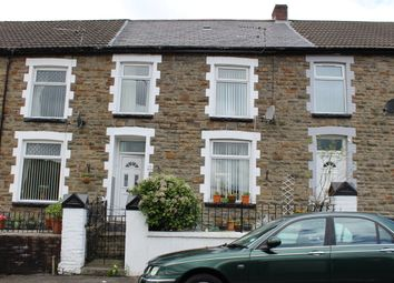 Thumbnail 3 bed terraced house for sale in Old, Tonypandy