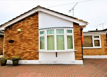 Thumbnail 2 bed detached bungalow for sale in San Remo Road, Canvey Island, Essex