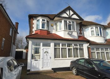 Thumbnail 3 bed end terrace house for sale in Arnos Road, Arnos Grove