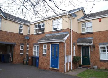Thumbnail 3 bed town house for sale in Marlow Drive, Branston, Burton-On-Trent, Staffordshire