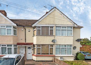 Thumbnail 2 bed terraced house for sale in Hanover Avenue, Feltham
