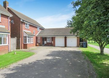 Thumbnail 4 bedroom detached house for sale in Renoir Close, St. Ives, Huntingdon