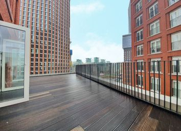 Thumbnail 2 bed flat to rent in Exchange Gardens, Vauxhall