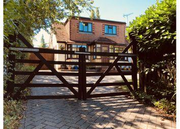 Thumbnail 3 bedroom semi-detached house for sale in Old London Road, Sevenoaks