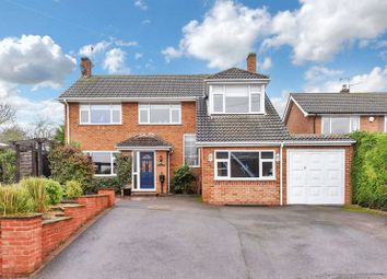 Thumbnail 4 bedroom detached house for sale in Loughbon, Orston, Nottingham