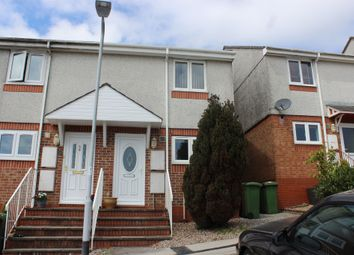 Thumbnail 2 bedroom end terrace house for sale in Coombe Way, Plymouth