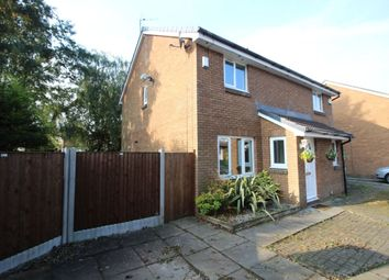Thumbnail 3 bed semi-detached house for sale in Brent Moor Road, Bramhall, Stockport