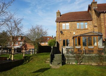 Thumbnail 4 bedroom end terrace house for sale in Meadow Bank, Guildford