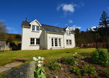 Thumbnail 5 bed detached house for sale in Strathyre, Callander