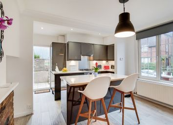 Thumbnail 2 bed semi-detached house for sale in Northborough Road, London