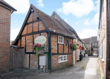 Thumbnail Retail premises for sale in High Street, Chesham