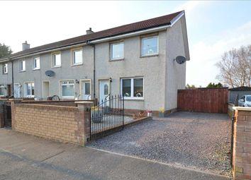 Thumbnail 2 bed end terrace house for sale in Braeside Cres, Kirkmuirhill, Lanark