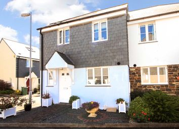 Thumbnail 3 bed semi-detached house for sale in Barbican Hill, Looe
