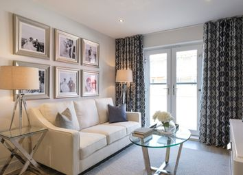 Thumbnail 1 bed flat for sale in The Quarters, Bracknell, Berkshire