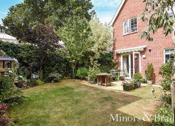 Thumbnail 3 bed link-detached house for sale in Robert Norgate Close, Horstead, Norwich