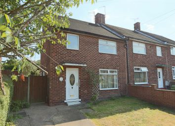 Thumbnail 3 bed town house for sale in Beckhampton Road, Bestwood, Nottingham