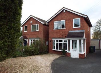Thumbnail 3 bed detached house for sale in Wallace Close, Norton Canes, Cannock, Staffordshire