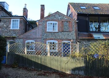 Thumbnail 1 bed cottage to rent in Mustow Street, Bury St. Edmunds