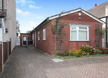 Thumbnail 2 bed detached bungalow for sale in Saunders Avenue, Bedworth