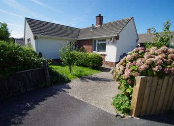 Thumbnail 2 bed detached bungalow for sale in Cavie Crescent, Braunton